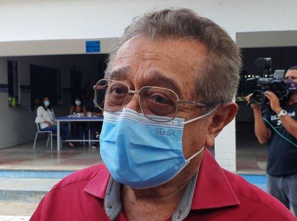 Senador José Maranhão morre por sequelas da Covid-19